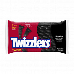 Twizzlers Licorice Twist Bag