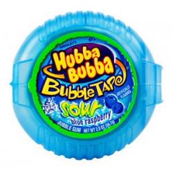 Hubba Bubba Tape Sour Blue Raspberry