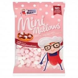 Baking Buddy Mini Mallows Vanilla