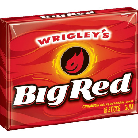 Wrigley's Big Red USA