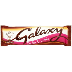 Galaxy Cookie Crumble Chocolate