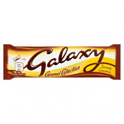 Galaxy Smooth Caramel Bar