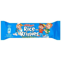 Kellogg's Rice Krispies Cereal and Milk Bar