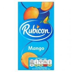 Rubicon Mango Exotic Juice Drink