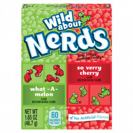 Wonka Nerds Wild Cherry Watermelon