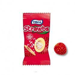 Vidal Strawbs Gum