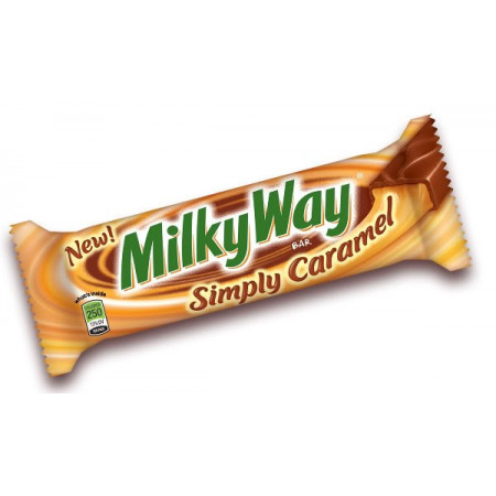 Milky Way Simply Caramel