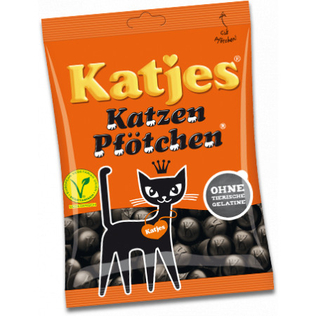 Katjes Katzen Pfotchen