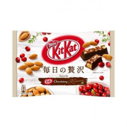 KitKat Almond and Cranberry Luxury