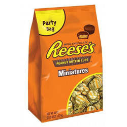 Reese's Miniatures Party Bag