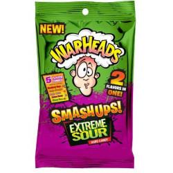 Warheads Smashups! Extreme Sour