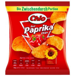 Chio Red Paprika chips