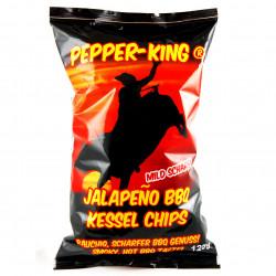 Pepper-King Jalapeno BBQ Kessel Chips