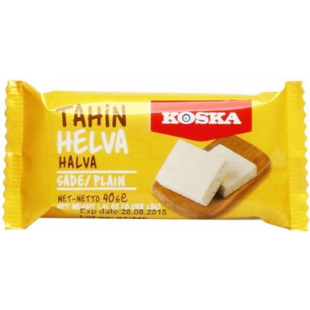 Koska Tahin Helva Halva Vanille 40g