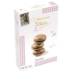 Macarons de Pauline Chocolat