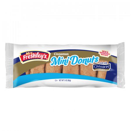 Mrs. Freshley's Cinnamon Mini Donuts