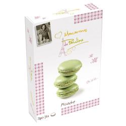 Macarons de Pauline Pistache