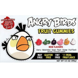 Angry Birds Fruit Gummies 2nd Edition 6/6