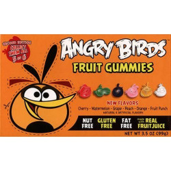 Angry Birds Fruit Gummies 2nd Edition 5/6