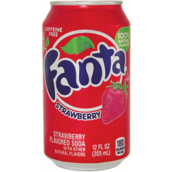 Fanta Strawberry USA