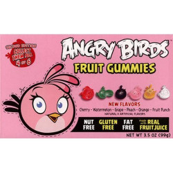 Angry Birds Fruit Gummies 2nd Edition 4/6