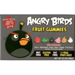 Angry Birds Fruit Gummies 2nd Edition 4/3