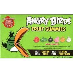 Angry Birds Fruit Gummies 2nd Edition 2/6