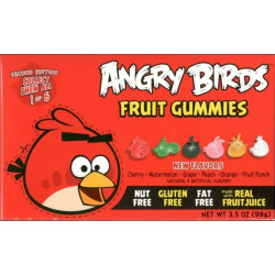 Angry Birds Fruit Gummies 2nd Edition 1/6