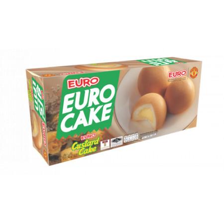Euro Cake Custard Cake