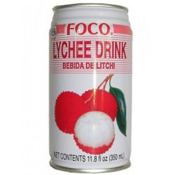 Foco Lychee Drink