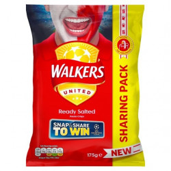 Walkers Ready Salted 175g