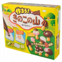 Meiji Mushroom Mountain DIY
