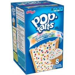 Pop Tarts Frosted Confetti Cupcake Box