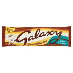 Galaxy Salted Caramel Bar