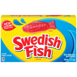 Swedish Fish Box
