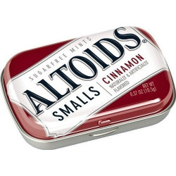 Altoids Sugar Free Smalls Cinnamon