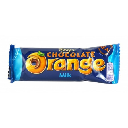 Terry's Chocolate Orange Bar