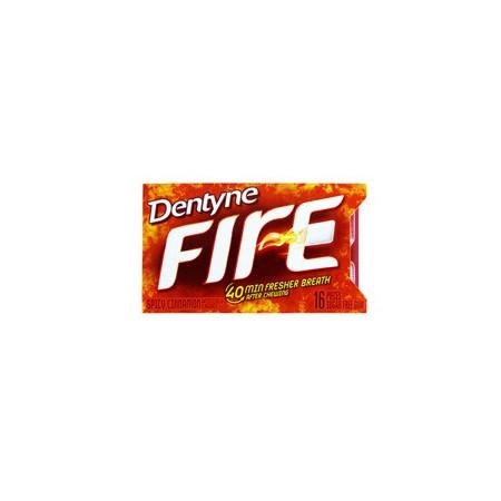 Dentyne Cinnamon Fire