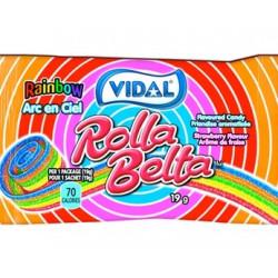 Vidal Rolla Belta Rainbow