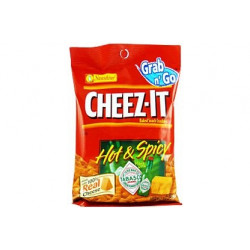 Cheez It Hot & Spicy