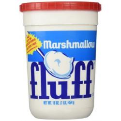 Vanilla Marshmallow Fluff 454g Duży