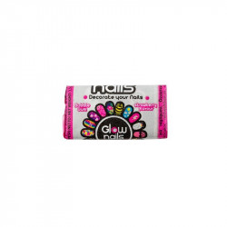 Vidal Glow Nails Bubble Gum