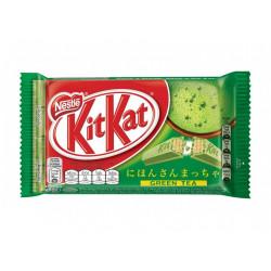 KitKat Green Tea 4 Fingers