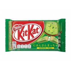 KitKat Green Tea 4 Fingers