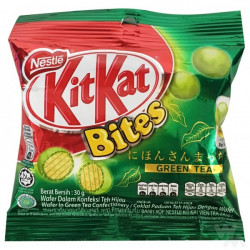 KitKat Green Tea Bites 30g