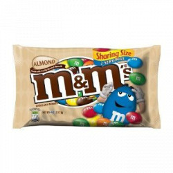 M&M's Almond Sharing Size