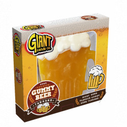 Giant Gummy Beer Tankard