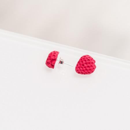 Kolczyki Strawberry