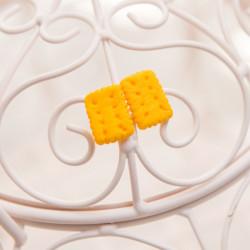 Kolczyki Crackers