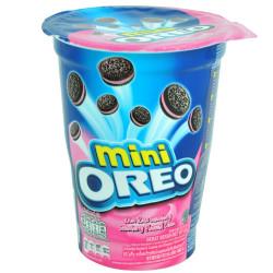 Mini Oreo Strawberry Cream